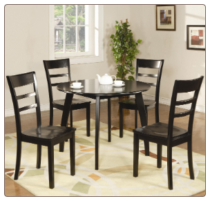 Mix & Match 5 Piece Dining Set by Coaster