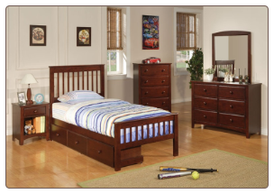 Parker Youth Bedroom Set 400290