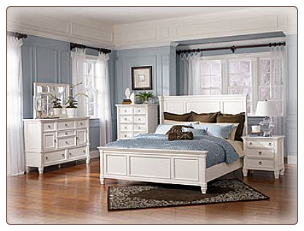 Prentice Panel Bedroom Set Signature Design by Ashley