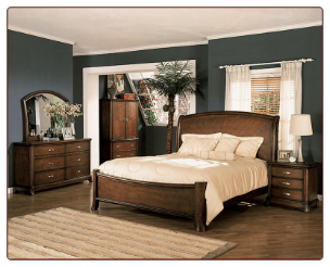 Soho 6 Piece  Bedroom Set