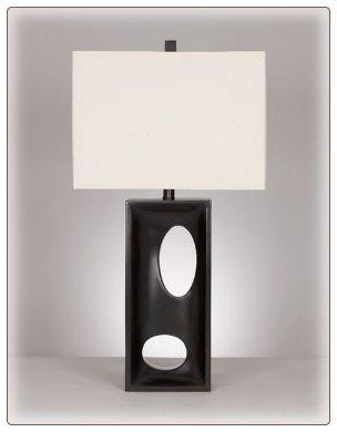Maxine Table Lamp (Set of 2) by Signature Design by Ashley(Set of 2)