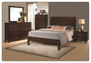 Cameron Bedroom  Set by Coaster