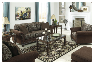 Ashley Grantswood Sofa Living room set by Ashley Design