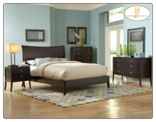 Horizons Collection - King Bedroom  Set