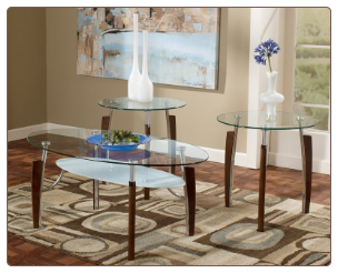 Avani 3-in-1 Pack Occasional Table Set - Signature Design by Ashley Furniture