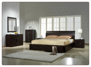 Zen Bedroom Set by J&M Furniture USA